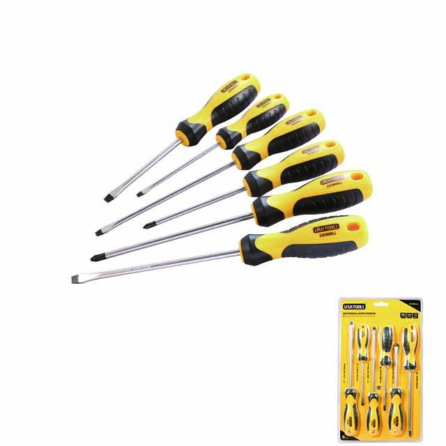 SCREWDRIVER 6PC SET