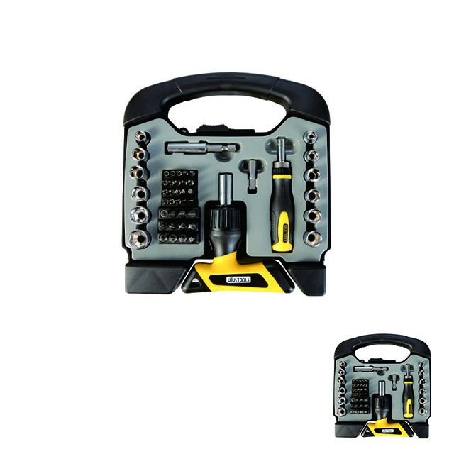 48PC SET RATCHET SCREWDRIVER