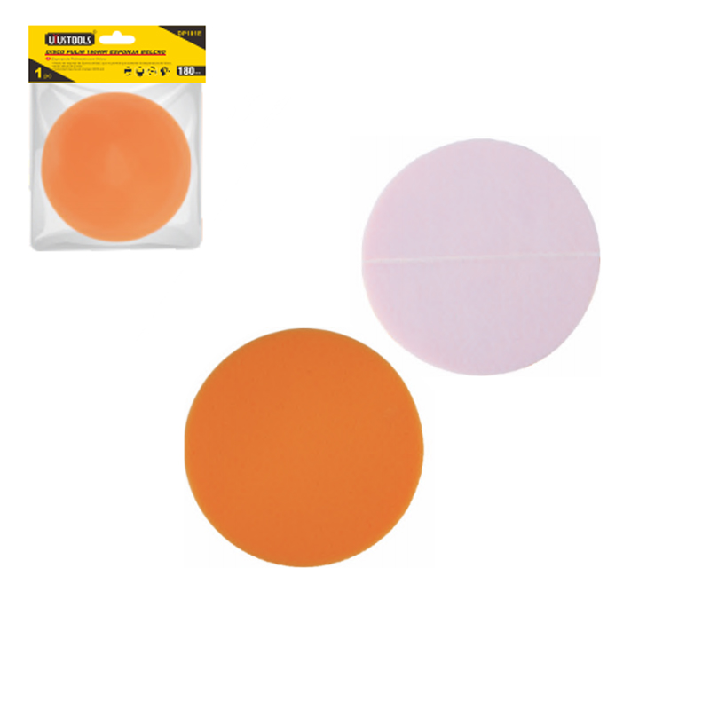 VELCRO BACKING POLISHING SPONGE PAD