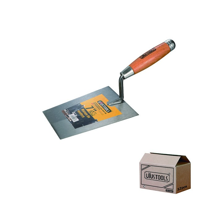 BRICK TROWEL WITH WOODEN HANDLE(CUM206)